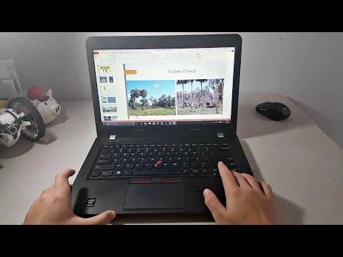 Lenovo ThinkPad E450 Review!