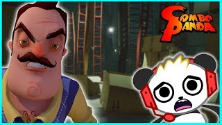Back in the Creepiest Neighborhood with Hello Neighbor Part 3 Let