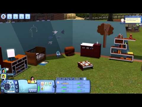 The Sims 3 Store Content: Lullabies& Nursery Rhymes Set!!!