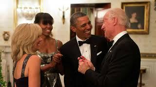 Taking two million photos of Obama - BBC News
