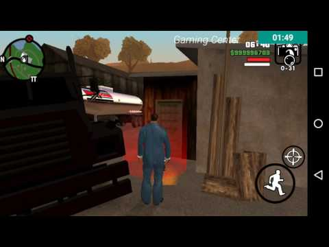 GTA: San Andreas - Truck Mission # 1 , Tanker Commander.