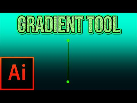 How to Use the Gradient Tool in Adobe Illustrator - VLearning