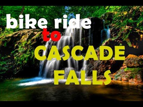 Bike Ride to Cascade Falls 2017