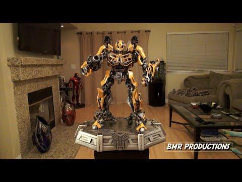 Prime 1 Studios : Bumblebee Statue Unboxing review