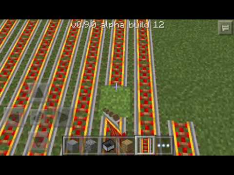 How to build WAVE MACHINE in minecraft pe
