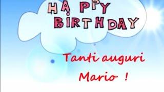 The Tibbs - Tanti Auguri Mario !