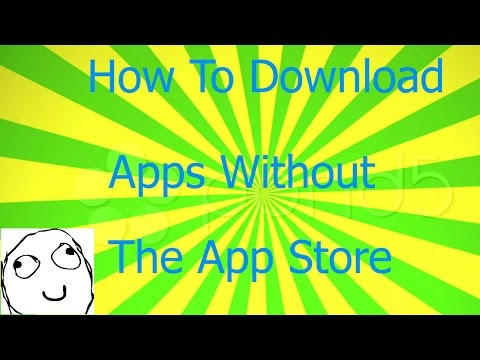 How to download apps without the App Store (Updated Video)