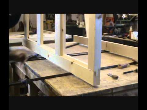 Manufacturer of wooden side hung garage doors