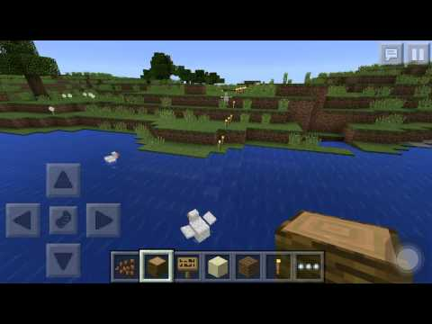 How to plant cocoa beans in mine craft pe