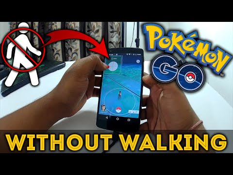 How to Go Anywhere In Pokémon Go Without Walking