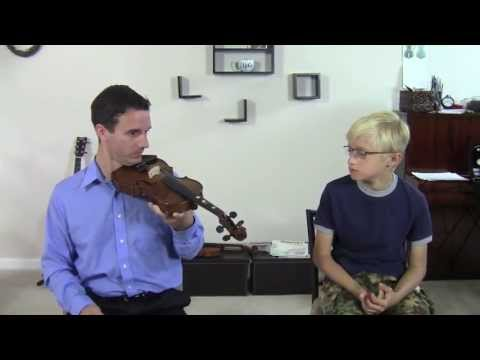 Whitner Style Middle Violin Chinrest