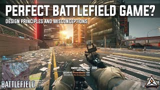 Design Principles for Battlefield 2020 - How to make it a great game!
