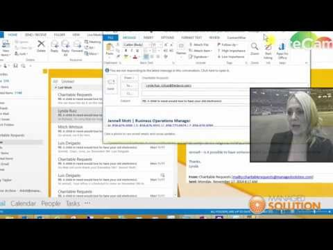 How To Open A Shared Mailbox In Microsoft Outlook