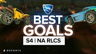 Download The BEST Goals from the North American Rocket League Championship Series Season 4 Video
