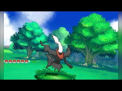 DARKRAI EVENT UNTIL OCT 31, 2016!! | Pokémon XY/ORAS