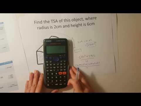 TSA quarter cylinder
