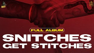 Snitches Get Stitches (Full Album) | Sidhu Moose Wala | Gold Media | Latest Punjabi Songs 2020