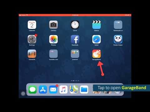 Make a ringtones with Garageband, no iTunes