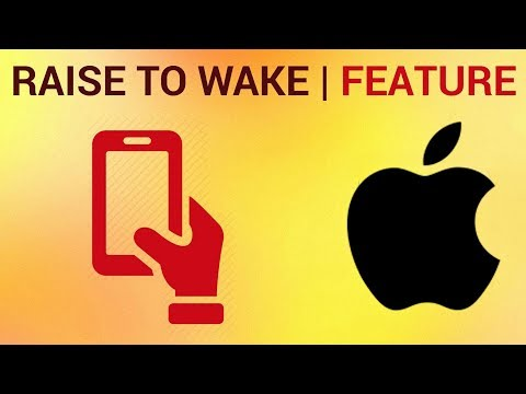 How to Enable/Disable Raise to Wake Feature on iPhone and iPad