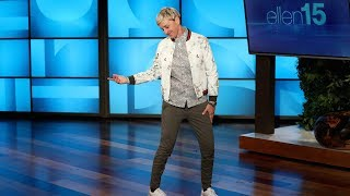 Ellen Kicks Off the Weekend with