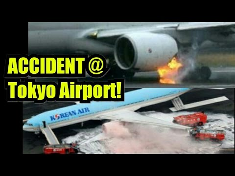 How I was caught up in the Drama at Haneda Airport!