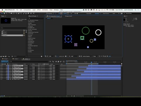 Make a Move! Motion Graphics in After Effects for Beginners: Session 2