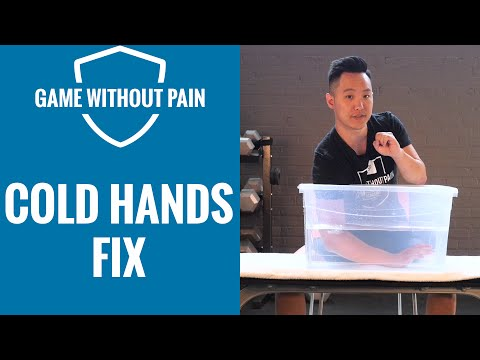 Cold/Numb Hands While Gaming Fix! | Healthy Gaming Tips