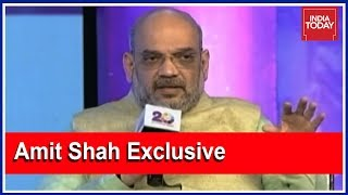 Amit Shah Expresses Confidence In Winning Upcoming State Polls   India Today Exclusive