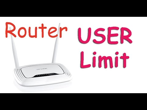 How to limit Router User and wifi User In Bangla Tutorial