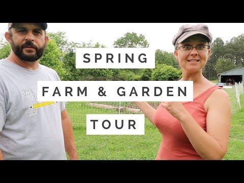 Spring Farm and Garden Tour