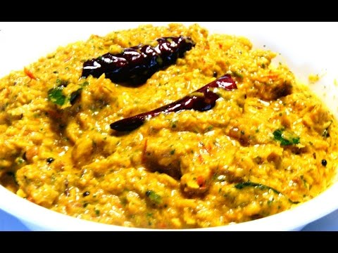 Tomato coconut chutney for rice or chapathi and for idli or dosa