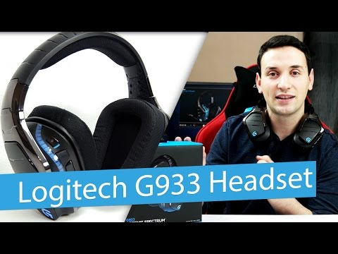 Logitech G933 Wireless 7.1 Surround Sound Gaming Headset Review