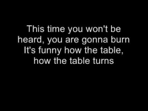 Bullet For My Valentine-Alone lyrics
