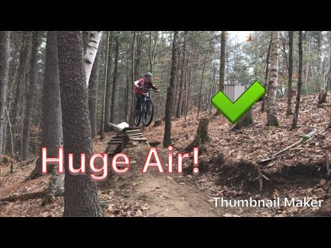 Trail Building-making a beginners dirt Jump