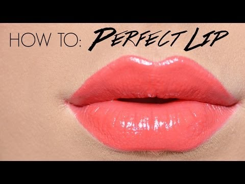 How To: Perfect Lip Application