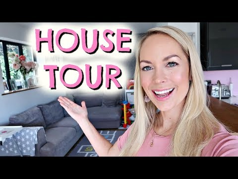HOUSE TOUR  |  EMILY NORRIS 2018  (AFTER BUILDING WORK) ad
