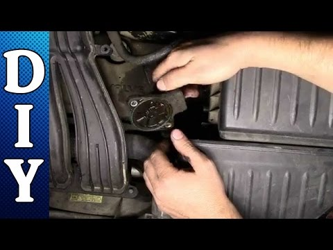 How to Remove and Replace a Camshaft Position Sensor - Chrysler PT Cruiser 2 4L Non Turbo