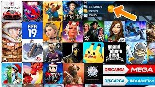 Top Mejores Juegos Hackeados Para Android 2018 Videos 9videos Tv