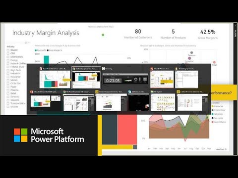 Building Spectacular Power BI Dashboards with Zebra BI visuals
