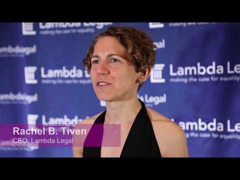 The 2017 Lambda Legal Liberty Awards