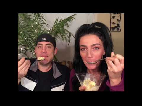 Trying weird food combinations that people LOVE