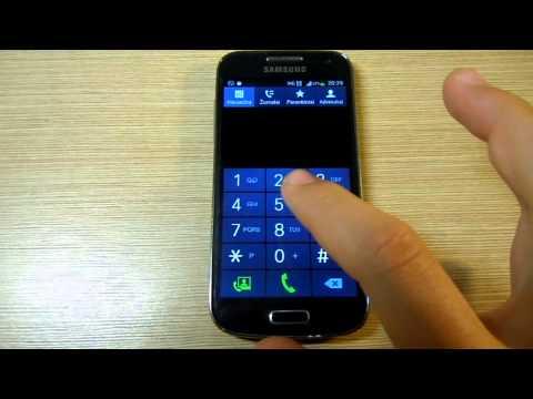 Samsung Galaxy S3/S4/mini secret codes.