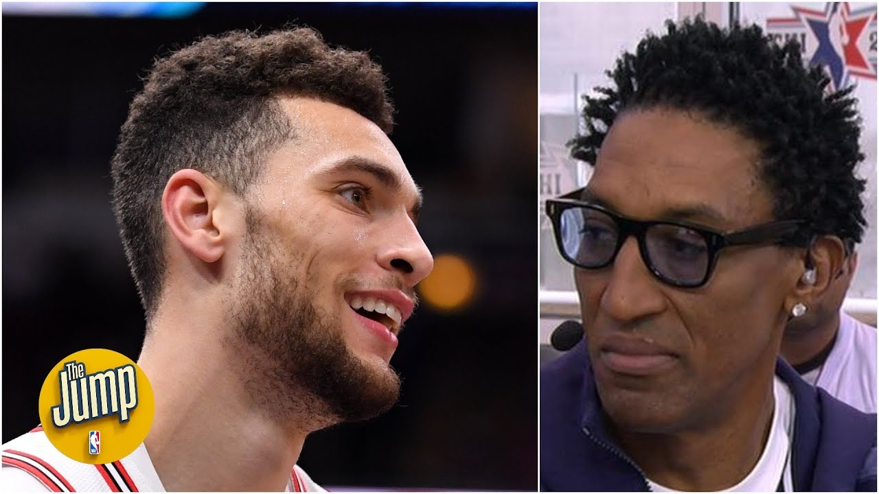 Scottie Pippen: I don't even know half the players on the Bulls right now   The Jump
