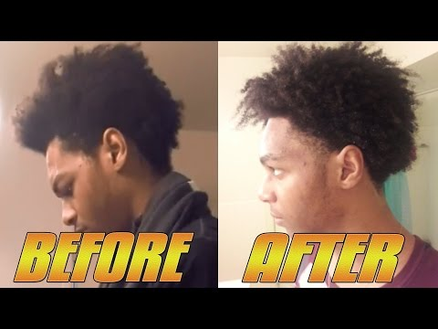 How To Make Your Hair CURLY For Men & Women! (Overnight without Heat)