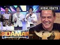 Direk Bobet Asks The Bidaman Contestants To Do The Boomerang Challenge It39s Showtime BidaMan