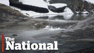 Glacier melt in B.C. at