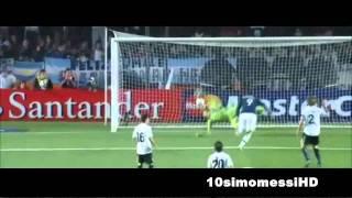 Lionel Messi - Copa America 2011 HD