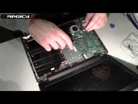 Asus X453M Disassembly