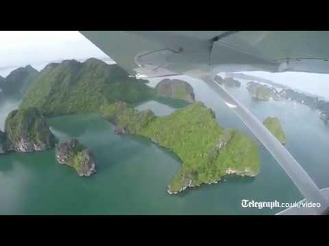 Halong Bay, Vietnam The best way to visit - by Telegraph | Hai Au Aviation