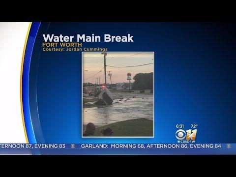 Traffic Alert: Beach St. Closed in Fort Worth